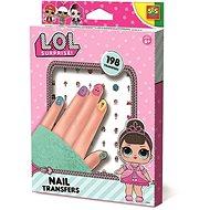 Ses L.O.L. - zdobenie nechtov - Detská kozmetika