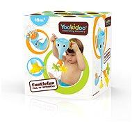 Yookidoo – Slon do vane – modrý - Hračka do vody