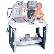 Smoby Baby Care Center s příslušenstvím - Nábytok pre bábiky