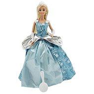 Bábika kĺbová Anlily – zimná princezná Ľadové kráľovstvo - Bábika