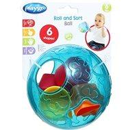 Playgro – Vkladacia loptička s tvarmi