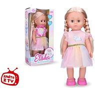 Wiky Eliška chodiaca bábika ružová - Bábika