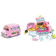 Wiky Školský autobus pre bábiky - Auto