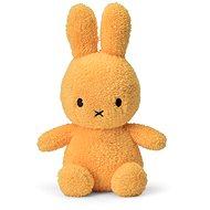 Miffy Sitting Terry Yellow 23 cm - Plyšová hračka