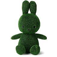 Miffy Sitting Sparkle Green 23 cm - Plyšová hračka