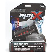 SpyX tajný menič hlasu - Zberateľská sada