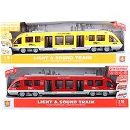 Vlak na baterie - Vláčik