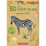 Expedícia príroda: 50 druhov zvierat zo ZOO - Spoločenská hra