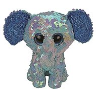 BOOS Flippables STUART, 15 cm - flitrový slon - Plyšová hračka