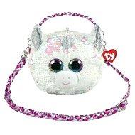 Tie Fashion Sequins kabelka s flitrami DIAMOND - jednorožec - Plyšová hračka