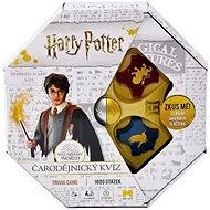 Harry Potter - čarodejnícky kvíz - Spoločenská hra