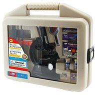 Mikroskop v kufríku
