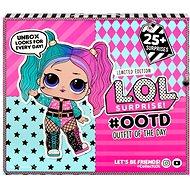 L.O.L. Surprise! #OOTD Oblečenie na každý deň - Kreatívna hračka