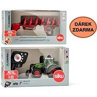 Siku Control - limitovaná edícia traktor Fendt 939 + obojstranný pluh 6783 1:32 - RC auto na diaľkové ovládanie