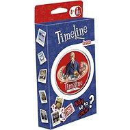 TimeLine - Česko - Kartová hra