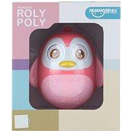 Rolly-polly ružový - Hračka pre najmenších