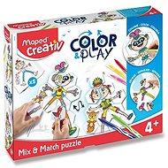 Sada Maped Color & Play - Mix skladačka