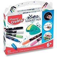 Súprava Maped Board – Kreslenie na rôzne povrchy - Maľovanie pre deti
