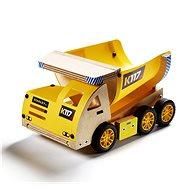 Stanley Jr. K006-SY Stavebnica, nákladné auto, drevo - Stavebnica