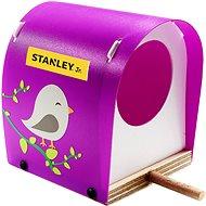 Stanley Jr. OK021BUD-SY Stavebnica, vtáčia búdka, drevo