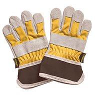 Stanley Jr. T014-SY Dětské pracovní rukavice, žluto- černé
