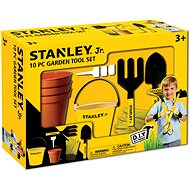 Stanley Jr. SG003-10-SY Zahradní sada, 10-dílná. - Sada