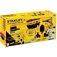 Stanley Jr. SG008-10-SY Zahradní sada, 10-dílná. - Sada