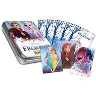 Ľadové kráľovstvo – Movie 2 – plechová krabička (pocket) - Zberateľské karty