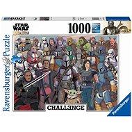 Ravensburger 167708 Star Wars: Baby Yoda 1000 dielikov