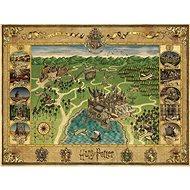Ravensburger 165995 Mapa Rokfortu 1500 dielikov