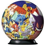 Ravensburger 3D 117857 – Ball Pokémon 72 dielikov