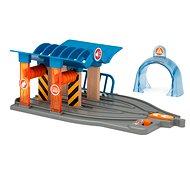 Brio World 33975 SMART TECH SOUND Umývačka s dielňou - Príslušenstvo k vláčikodráhe
