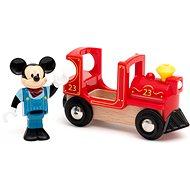 Brio World 32282 Disney and Friends Lokomotíva Myšiaka Mickeyho - Vláčik