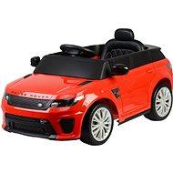 Range Rover Sport SVR červené - Detské elektrické auto