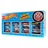 Hot Wheels Angličák Darčekové Balenie 50 ks - Sada autíčok