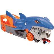 Hot Wheels Žralok nákladiak - Autodráha