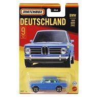 Auto Matchbox Tie najlepšie nemecké angličáky mix
