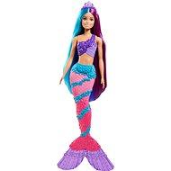 Barbie Morská Panna s dlhými vlasmi - Bábiky