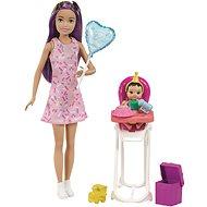 Barbie Opatrovateľka Narodeniny - Bábiky