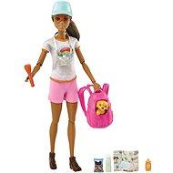 Barbie Wellness Bábika turistka - Bábiky
