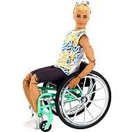 Barbie Model Ken Na invalidnom vozíku - Bábiky