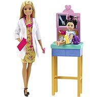 Barbie Occupation Child Doctor Blonde