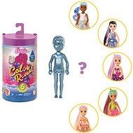 Barbie Color Reveal Chelsea trblietavá - Bábiky