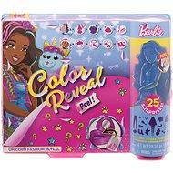 Barbie Color Reveal Fantasy Unicorn