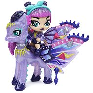 Hatchimals - Fairy with pet and accessories