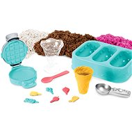 Kinetic Sand Voňavé Kopečkové Zmrzliny - Kinetický piesok