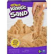 Kinetic Sand 2,5Kg Hnědého Tekutého Písku - Kinetický piesok