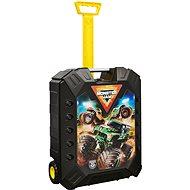 Monster Jam Suitcase On Wheels