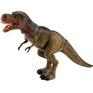 Dinosaur tyrannosaurus walking