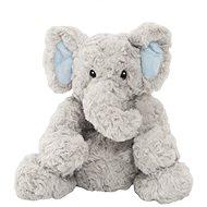 Slon sediaci nahrievací - Plyšová hračka